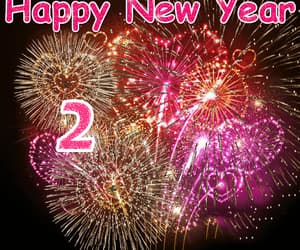 gif and happy new year image
