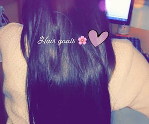 black hair, snaps, and follow me image