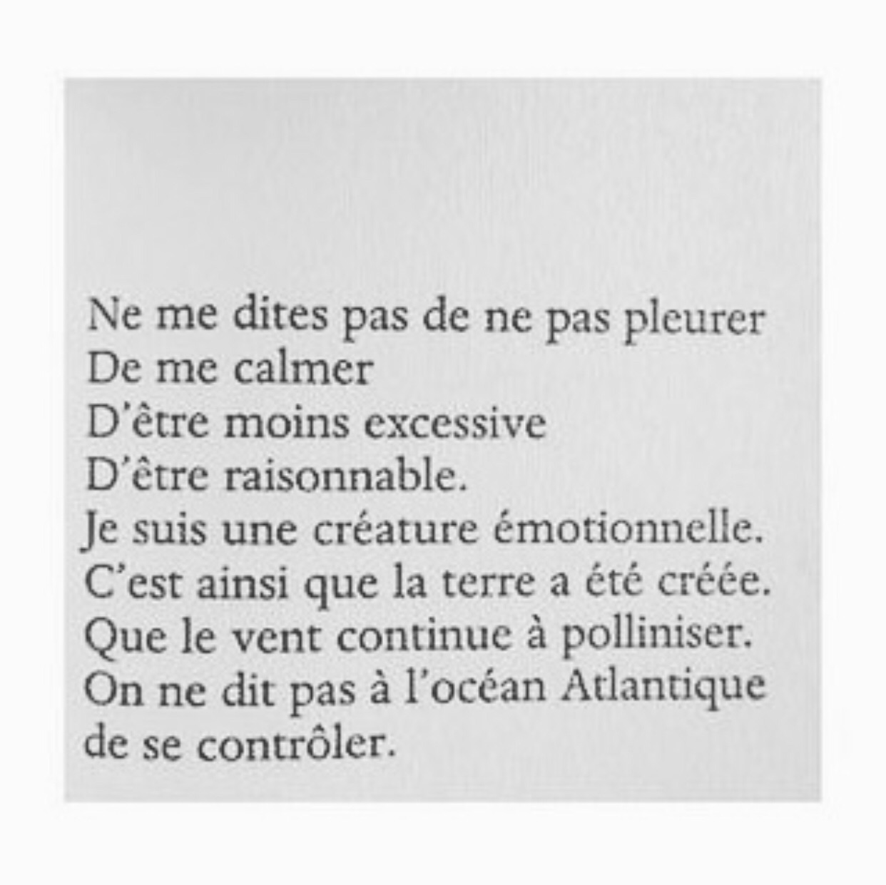 Image About Quotes In Texte Citation By L Infrequentable