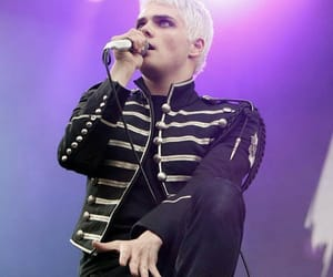 concert, mcr, and music image