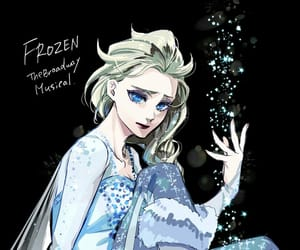 frozen, tumblr, and elsa image