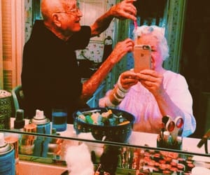 adorable, grandparents, and life image