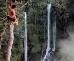 bali, boys, and nature image