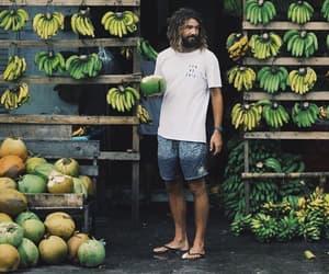 bali, nature, and bananas image