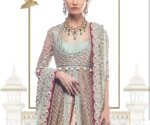 bridal, pakistani, and jewellery image