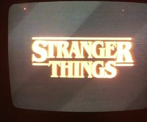stranger things, 80s, and vintage image