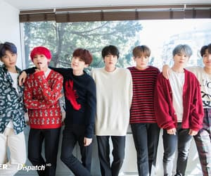 dispatch, bts, and 2018 image