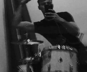 drums, 5sos, and ashton irwin image