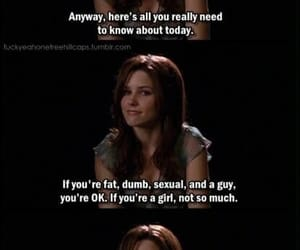 brooke, one tree hill, and oth image