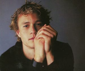 actor, boy, and heath ledger image