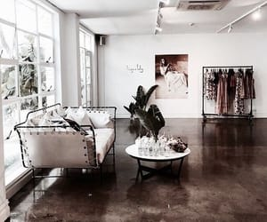 art, clothes, and room image