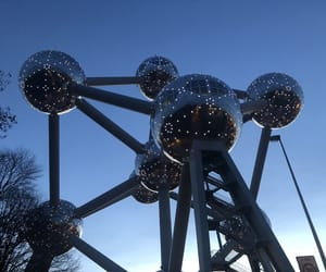 bruxelles, monument, and atomium image