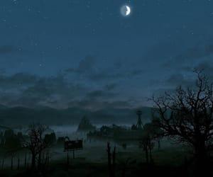 apocalypse, dark, and fallout image
