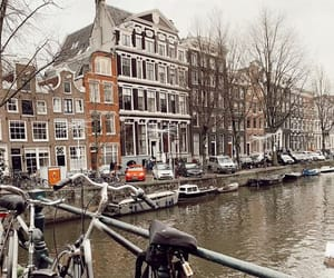 adventure, amsterdam, and architecture image
