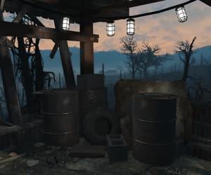 barrels, dawn, and fallout image