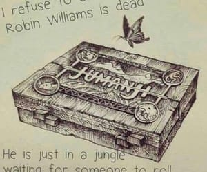 jumanji, legend, and robinwilliams image