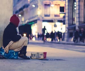 article, trust, and homeless image
