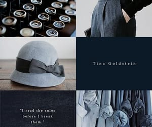 aesthetic, fantastic beasts, and tina goldstein image