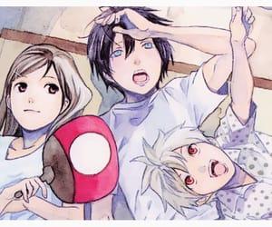 anime girl, manga, and anime boy image