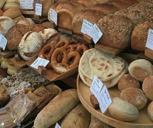 food, bread, and aesthetic image