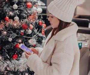 blogger, christmas, and christmas tree image