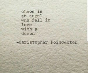 love, angel, and quotes image