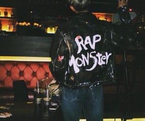 bts, rap monster, and namjoon image