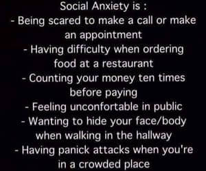 fear and social anxiety image