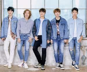 boys, myungsoo, and dongwoo image