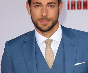 celebrities, zachary levi, and handsome image