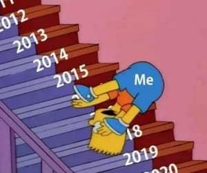 funny, meme, and 2019 image