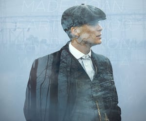 actor, peaky blinders, and cillian murphy image