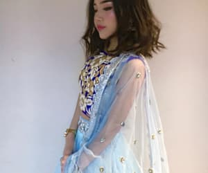 beautiful, south asian, and trendy image