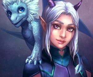 rayla and the dragon prince image