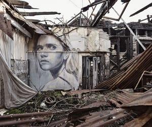 abandoned art image