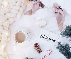 candycane, tea, and letitsnow image