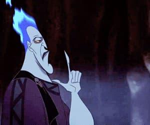 disney, hair, and villain image