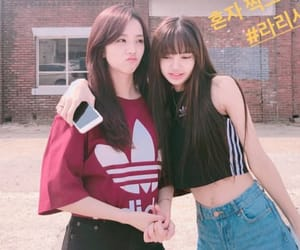 kim, lisa, and lq image