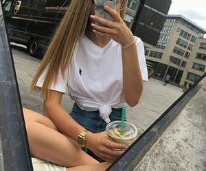 girl, fashion, and aesthetic image