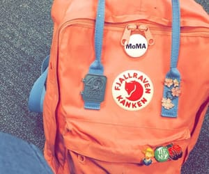 aesthetic, backpack, and fashion image