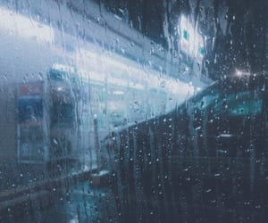 rain, grunge, and alternative image