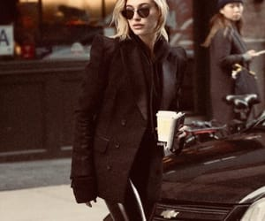 black, fashion, and baldwin image