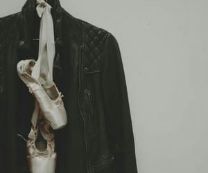 ballet, dance, and jacket image