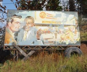 apocalypse, super duper mart, and billboard image
