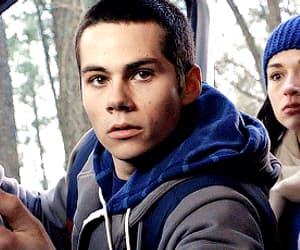gif, dylan o'brien, and allison argent image