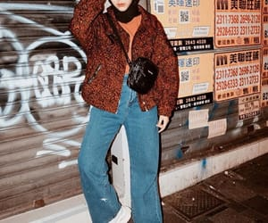 denim, fashion, and grunge image