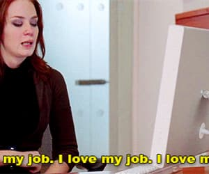 Emily Blunt, gif, and the devil wears prada image