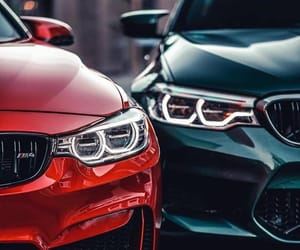 bmw, car, and sport image