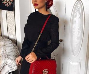 beauty, hijab, and turban image