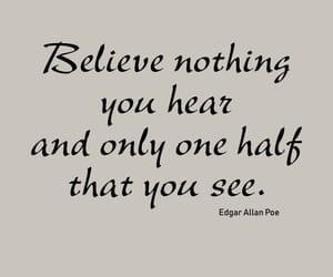 edgar allan poe, literature, and proverb image